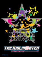 THE IDOLM@STER 8th ANNIVERSARY HOP!STEP!!FESTIV@L!!! Blu-ray3枚組BOX