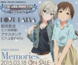 THE IDOLM@STER CINDERELLA GIRLS ANIMATION PROJECT 02 Memories